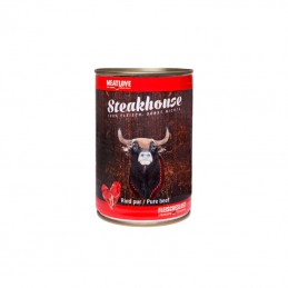 Steakhouse - Pure Beef 400g...
