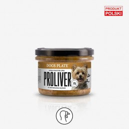 Dogs Plate - Proliver 180g...