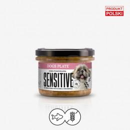Dogs Plate - Sensitive 180g...
