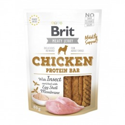 Brit - Chicken with Insect...