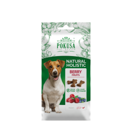 Pokusa - Berry Fruits 50g -...