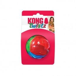 Kong - Twistz Ball M 6cm -...