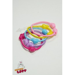 Kolorowe gumeczki