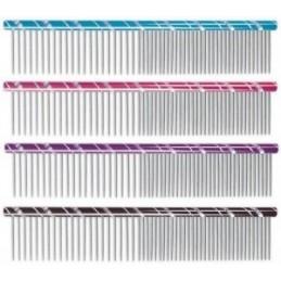 Chadog - Grzebień  metalowy 16cm mieszany 50/50 - do wyboru 4 kolory