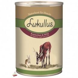 Lukullus - Królik i dziczyzna - 400g