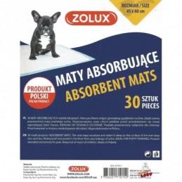 Zolux - Podkłady higieniczne dla zwierząt - 45x60cm 30szt.
