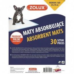Zolux - Podkłady higieniczne dla zwierząt - 90x60cm 30szt.
