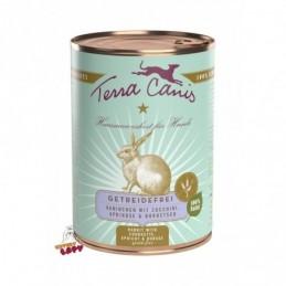 Terra Canis - Menu Bezzbożowe - Królik z cukinią