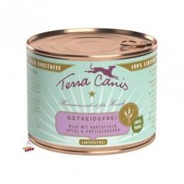 Terra Canis - Menu Bezzbożowe - Dziczyzna z ziemniakami