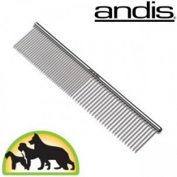 Andis - Grzebień metalowy 19cm
