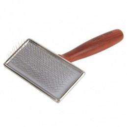 Show Tech Slicker Brush Rosewood M - średnia szczotka pudlówka