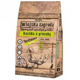 Wiejska Zagroda - Kaczka z gruszką 9kg