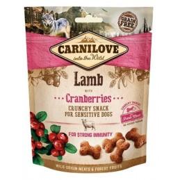 Carnilove Przysmak 200g Snack Fresh Crunchy Lamb+Cranberries 200g