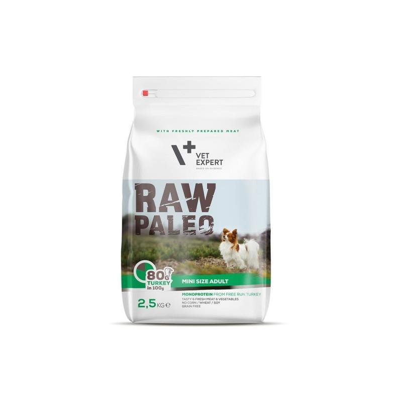 Raw Paleo -  Dla psów dorosłych ras małych (2