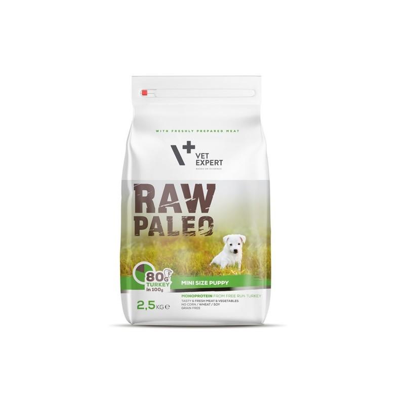 Raw Paleo -  Dla szczeniaków ras małych (2