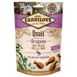Carnilove Przysmak 200g Snack Fresh Soft Quail+Oregano