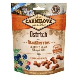 Carnilove 200g Snack Fresh Crunchy Ostrich+Blackberries