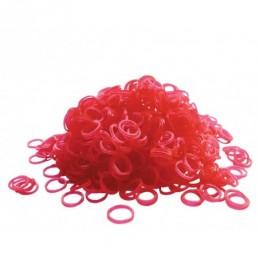 Show Tech - Gumki lateksowe różowe 100 szt