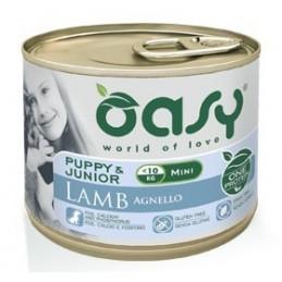 Oasy - One Protein Mini Puppy & Junior - Jagnięcina 200g.