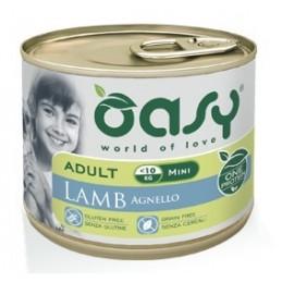 Oasy - One Protein Mini Adult - Jagnięcina 200g.