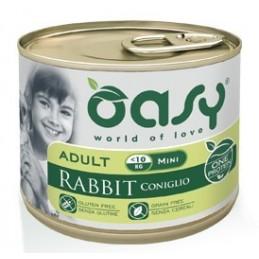 Oasy - One Protein Mini Adult - Królik 200g.