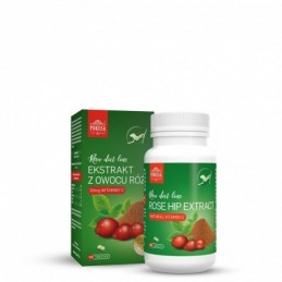 Pokusa - Owoc dzikiej róży ekstrakt 120 tabletek