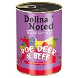 Dolina Noteci Superfood Sarna i wołowina 400g