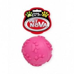 Pet Nova - TPR SoundBall Pink 6cm