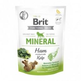 Brit - Functional 150g Mineral Puppy - Szynka