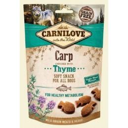 Carnilove 200g Snack Fresh Soft Carp+Thyme