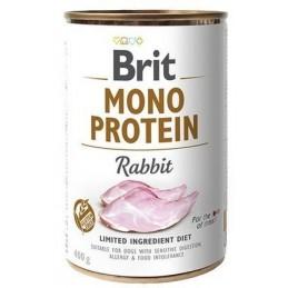 Brit Mono Protein Rabbit - Królik 400g