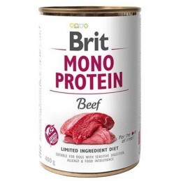 Brit Mono Protein Beef - Wołowina 400g