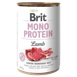 Brit Mono Protein Lamb - Jagnięcina 400g