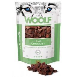 Woolf - Lamb Chunkies 100g - Kawałki jagnięciny