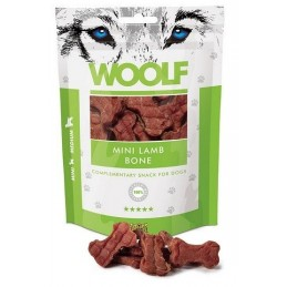 Woolf - Mini Lamb Bone 100g - Kosteczki mini z jagnięciny