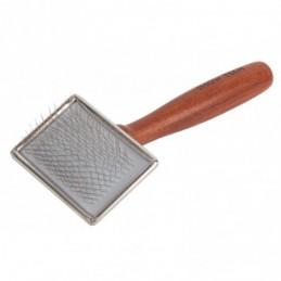 Show Tech Slicker Brush Rosewood XS - Bardzo mała szczotka pudlówka
