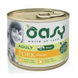 Oasy - One Protein Adult Mini - Wieprzowina 200g.