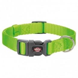 Trixie - Obroża Premium 25-40cm zielony
