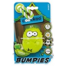 Coockoo - Bumpies Lina - S - zielona/jabłko 7x5