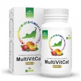 Pokusa - MultiVit Cat 300 tabletek - Witaminy dla kota