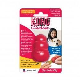 Kong - Classic XS czerwony
