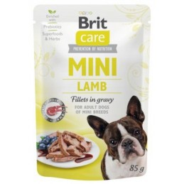 Brit Care Dog Mini Lamb 85g...
