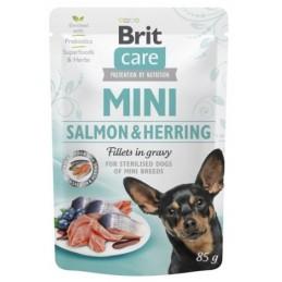 Brit Care Dog Mini Salmon &...