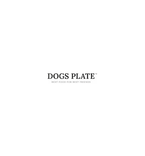Dogs Plate